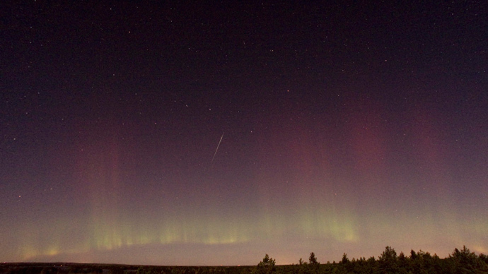Heads up for Draconid's fury! Meteor shower to light up night sky for two days