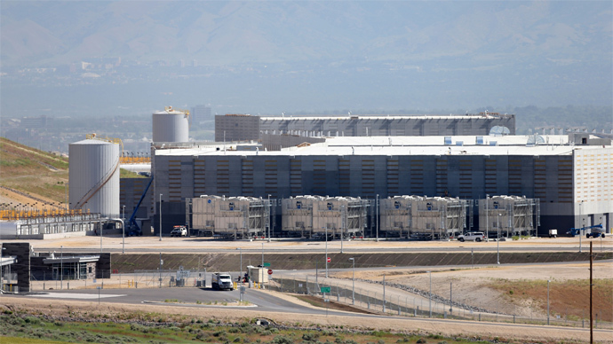 NSA's vast new Utah data hub suffering from 'meltdowns' - report