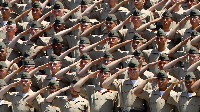 US moves Marines to Italy as situation in Libya becomes tense