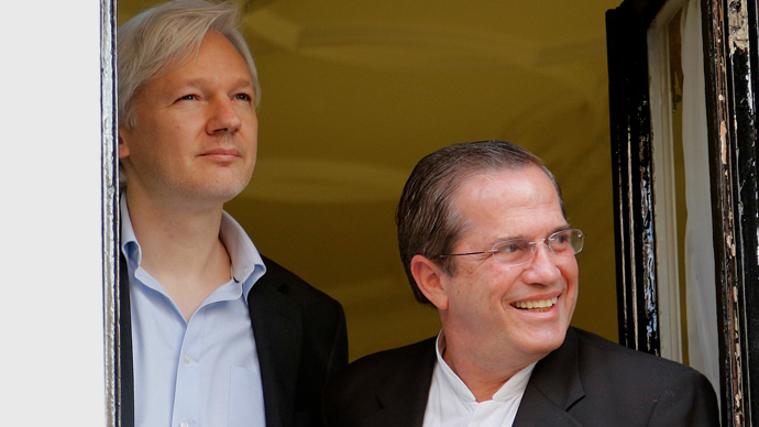 UK abandons bid to create commission to settle Assange case, says Ecuador