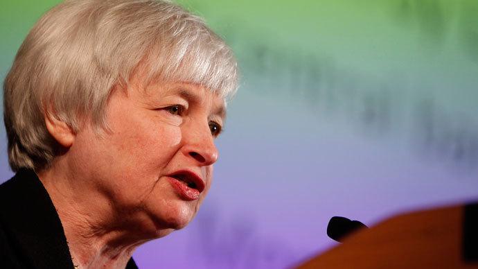 Janet Yellen.(Reuters / Robert Galbraith)