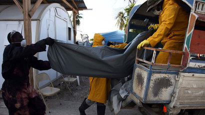 'Break the taboo!': 2.5 billion without sanitation as UN institutes World Toilet Day