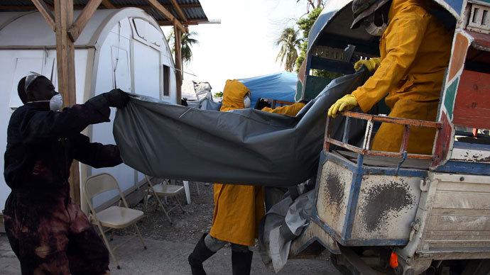 UN faces lawsuit over Haiti cholera deaths