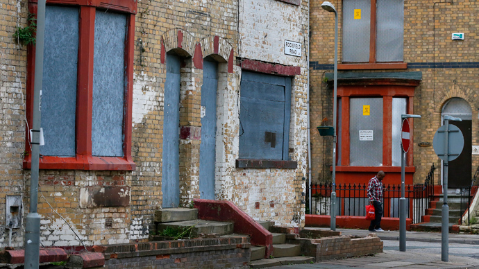 'Homes for £1': Liverpool launches scheme to lure tenants into derelict houses