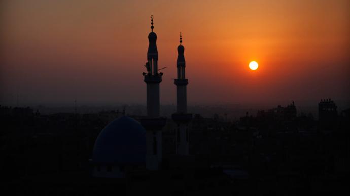 Reuters / /Ibraheem Abu Mustafa