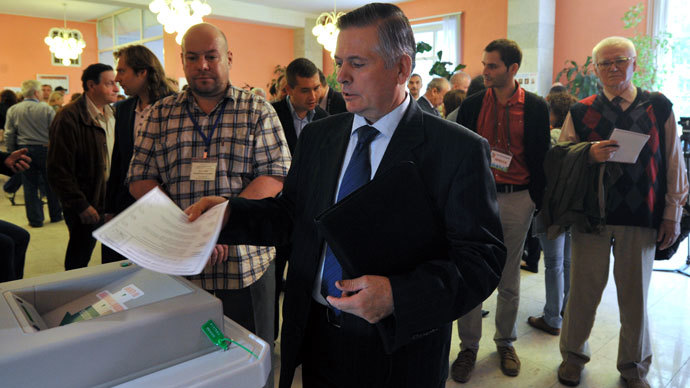 New rules for next Russian parliamentary election