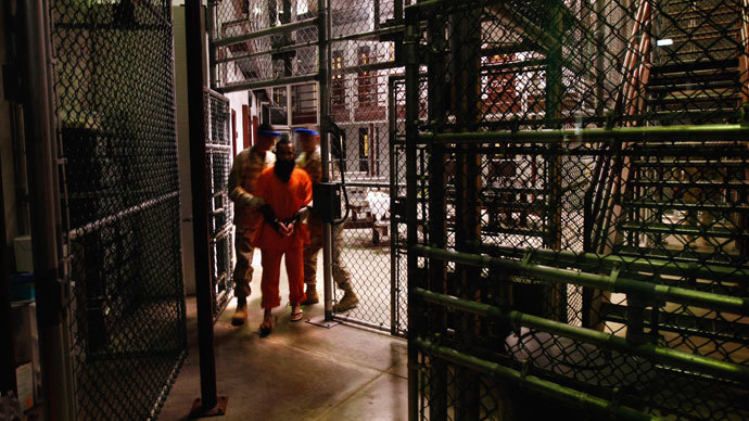 Accused 9/11 conspirator kicked out of Gitmo court for complaining about torture