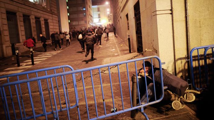 Spain, Madrid (AFP Photo / Pedro Armestre)