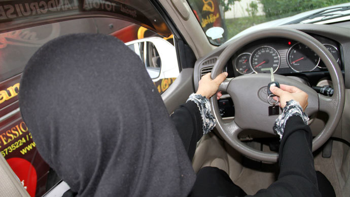 'No Woman, No Drive!' Saudi women to keep fighting against driving ban