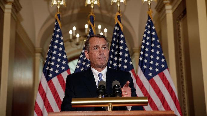 Boehner to ask Congress for short-term debt increase