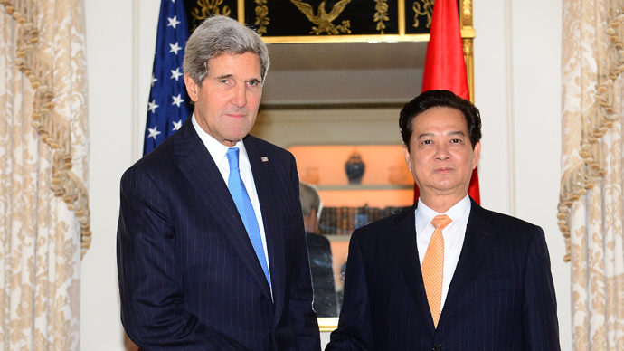 US and Vietnam sign nuclear technology deal