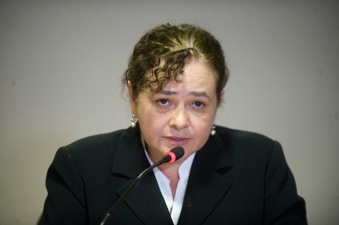 Guatemalan Attorney General Claudia Paz (AFP Photo / Johan Ordonez)