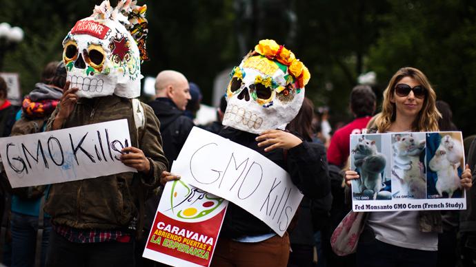 Monsanto denies its pesticides behind Argentine health problems