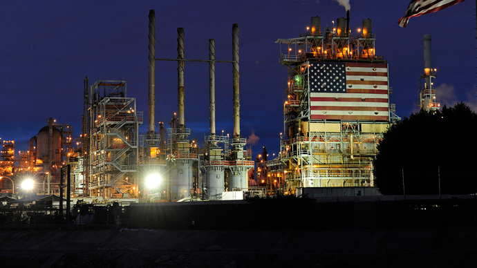 US to become top oil producer in 2014, break 'commodity curse' stereotype