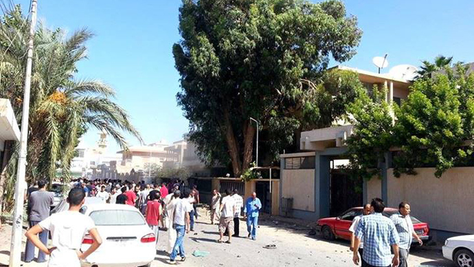 Blast near Sweden's and Finland's Benghazi consulates, no casualties reported
