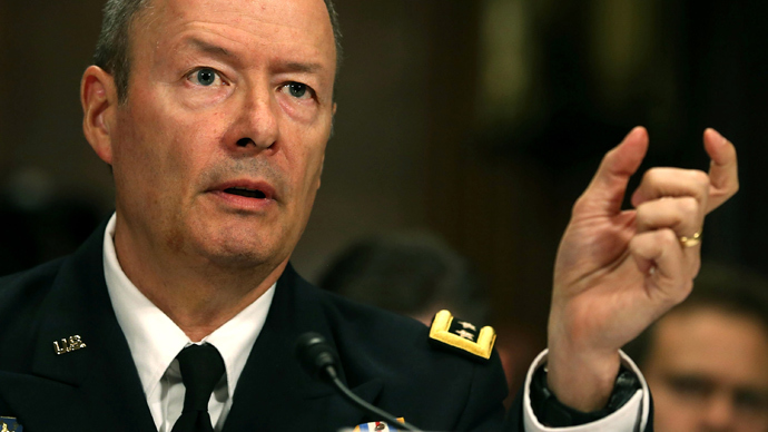 NSA chief offers to store phone metadata at neutral site