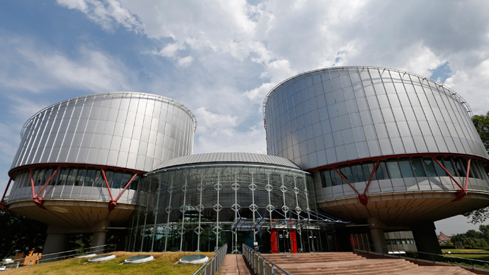 General view of the European Court of Human Rights in Strasbourg (Reuters / Vincent Kessler)