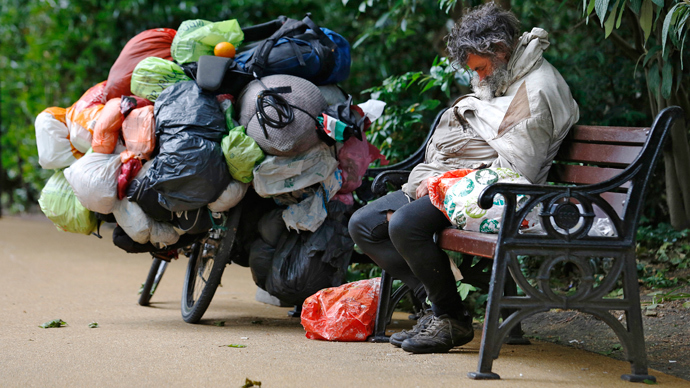 Quarter of Europeans face poverty – Eurostat