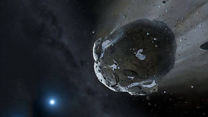 410-meter asteroid 'may collide' with Earth in 2032