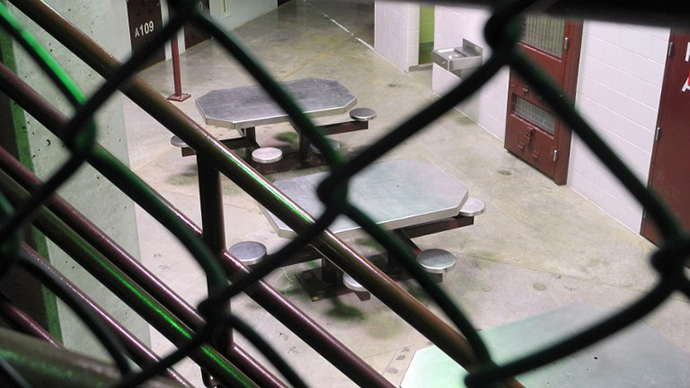 Gitmo guards suppressed hunger strike with underhand, abusive tactics, inmates say