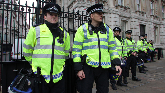 UK police colluded with construction bosses