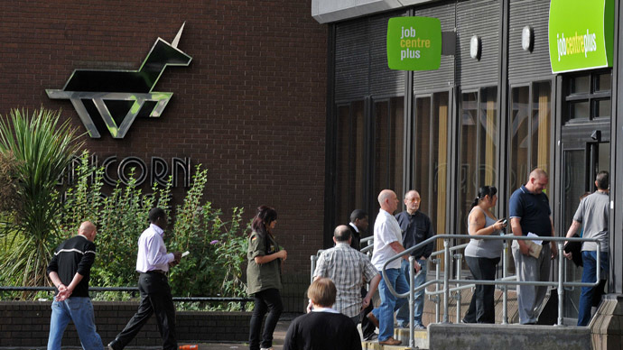 UK sees massive rise in unemployed migrants from EU