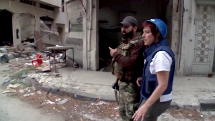 UN urges immediate ceasefire in embattled Damascus suburb