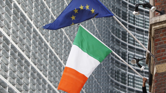 Life after bailout: Ireland escapes 'shackles' of Troika lenders