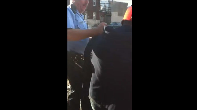 YouTube video shows ugly side of police 'stop and frisk'