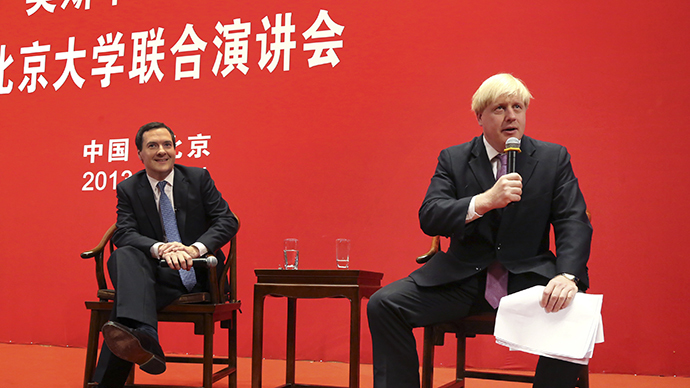 Britain woos China: New visa rules, Harry Potter's gal and 'communist' bicycles