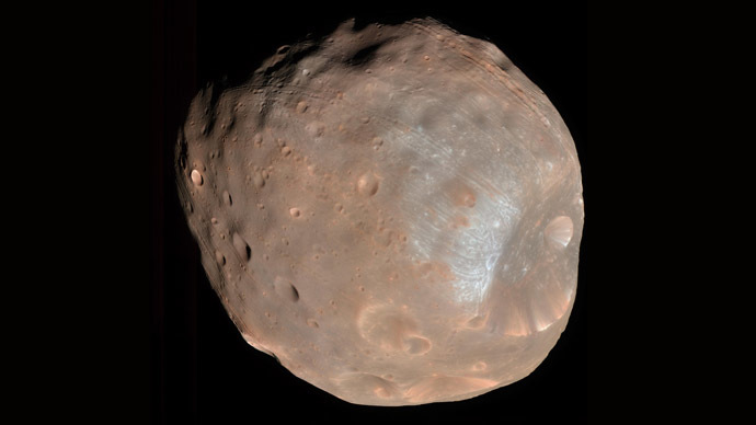 Phobos-Grunt-2: Russia to probe Martian moon by 2022