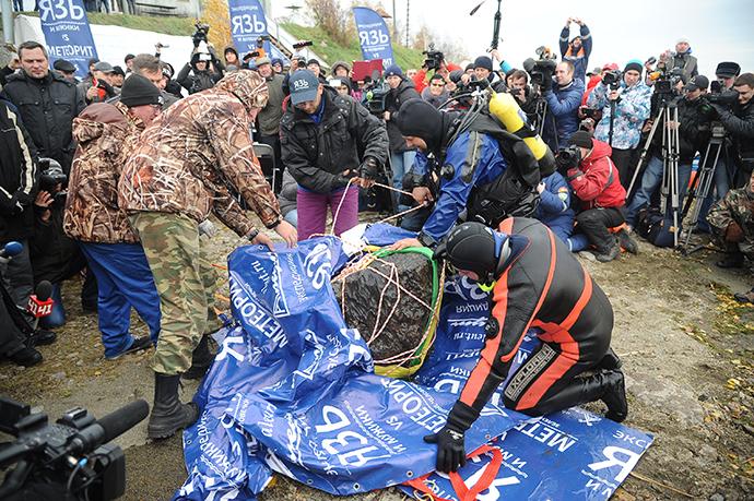 RIA Novosti / Aleksandr Kondratuk