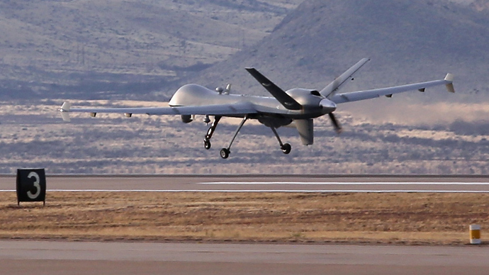 Drone operators had Bin Laden in crosshairs a year before 9/11