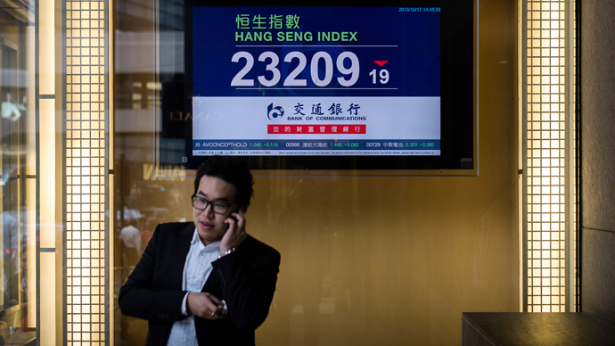 Thumbs down: Chinese rating agency downgrades US