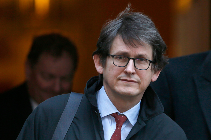 Alan Rusbridger (Reuters / Stefan Wermuth)