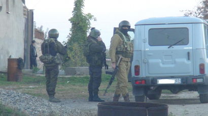 Terrorist attack averted as powerful bomb defused in Dagestan, southern Russia