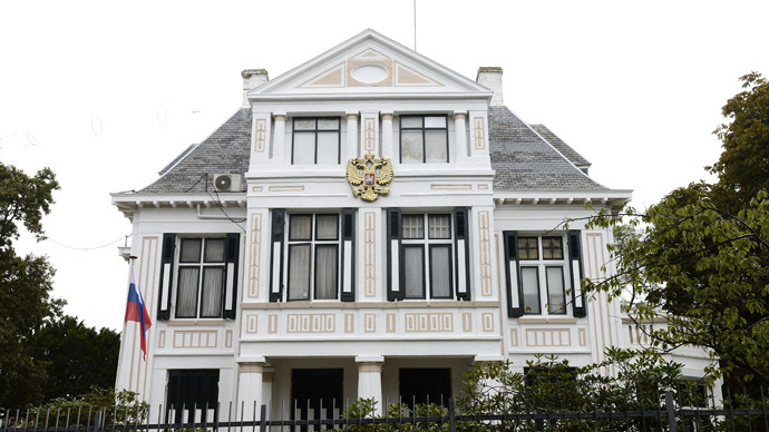 Apartment of Russian diplomats in Netherlands broken into – reports