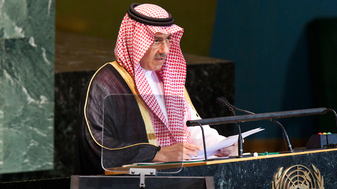 Saudi Arabia stamps feet at lack of US backing on Syria, Israel