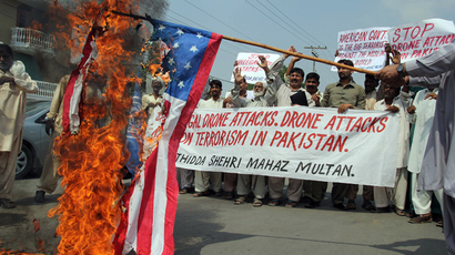 CIA consulted with Pakistani government in conducting drone strikes – report