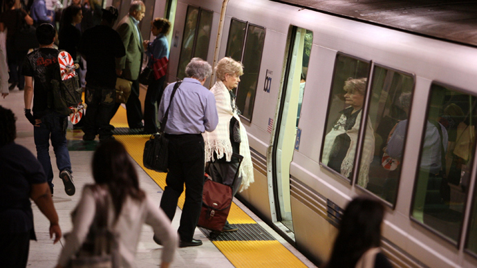 San Francisco area hit with second public transportation strike in four months
