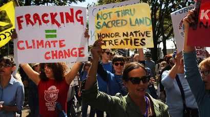 'We say no to shale gas': World unites against fracking