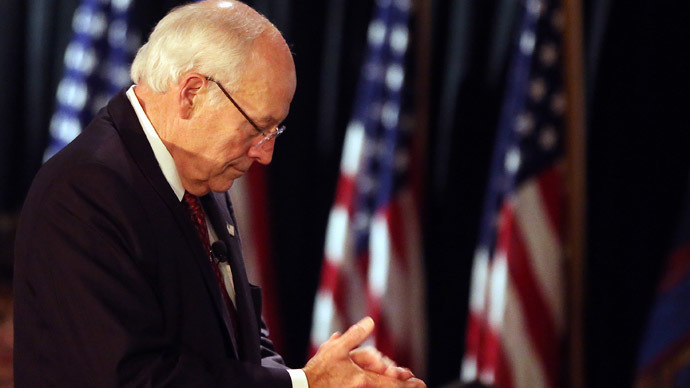 Fearing assassination, former VP Cheney turned off heart monitor's wireless function