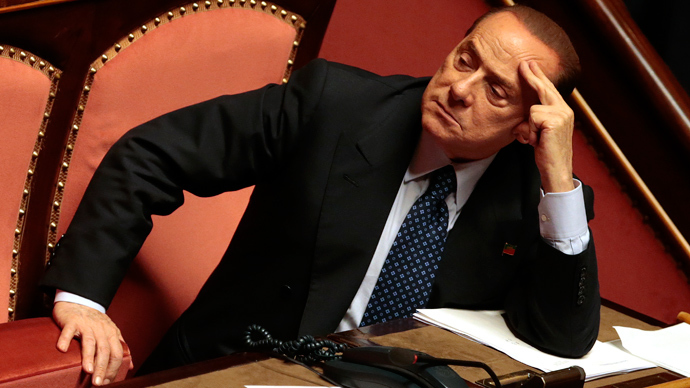 Berlusconi slapped with two-year ban from public office