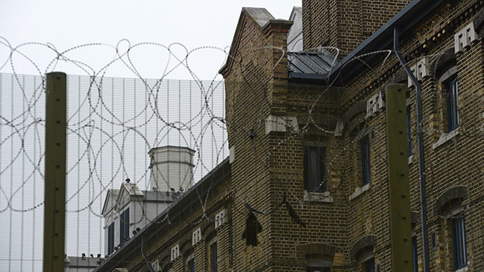 Don't go to jail: Only 841 places left in entire British penal system