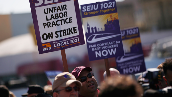 Union to halt picketing after San Fran rail workers killed