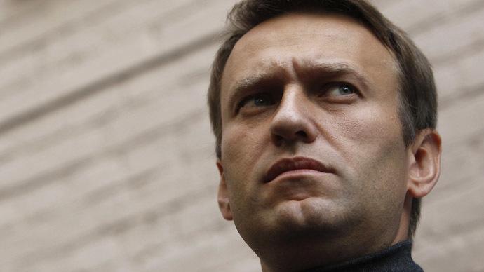 Russia's opposition leader Alexei Navalny (Reuters/Sergei Karpukhin)
