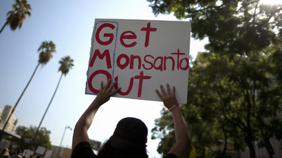 Monsanto seed plant construction halted in Argentina