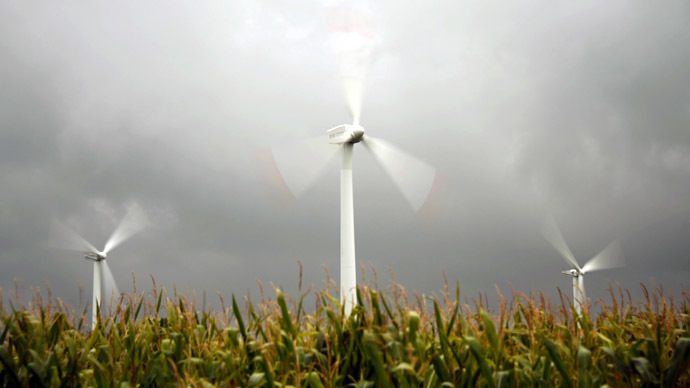Cape Cod town residents claim to be hit by 'wind turbine syndrome'