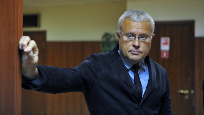 Banker Lebedev starts community service in Tula region