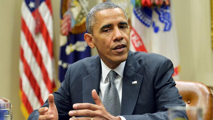US President Barack Obama (AFP Photo/Jewel Samad)